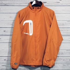 Slazenger • Reflective Lined Windbreaker Jacket